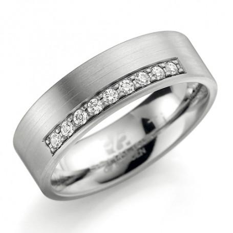 Förlovningsring Vigselring ti3503-6 ti3503-6  Schalins ringar 1,982.00