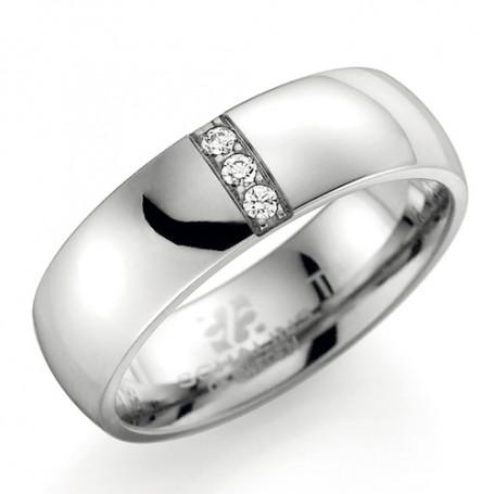 Förlovningsring Vigselring ti3501-6 ti3501-6 Schalins Schalins ringar 1,305.00