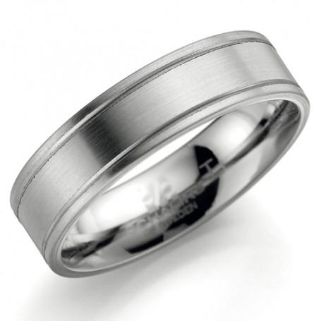 Förlovningsring ti13012-6 ti13012-6  Schalins ringar 1,103.00