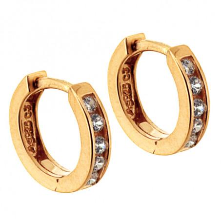 Rose earring SIC17  Colling Jewellery 475,00kr