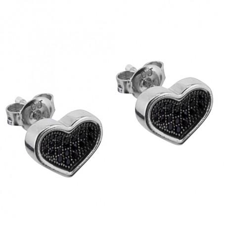 Glamour black ear SIC56  Colling Jewellery 995,00kr