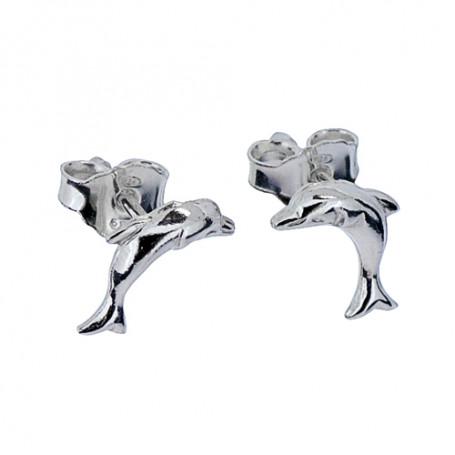 Örhängen äkta silver delfiner 1-20-0055  Hem 99,00kr