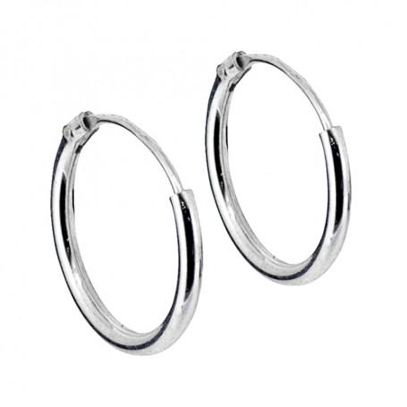 Små ringar örhängen 12 mm 1-22-0001  Hem 79,00kr