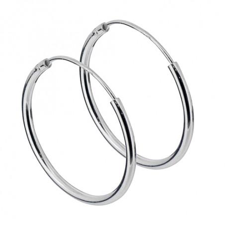 Ringar örhängen silver 1-22-0004  Hem 109,00kr