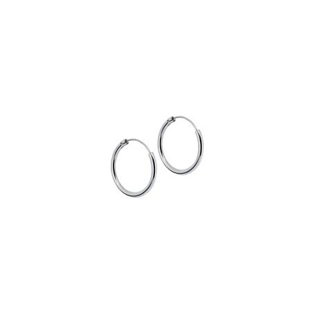 Ringar örhängen silver 20 mm 1-22-0016  Hem 169,00kr