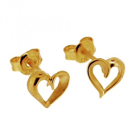 Lovely ear gold SIC119  Colling Jewellery 399,00kr