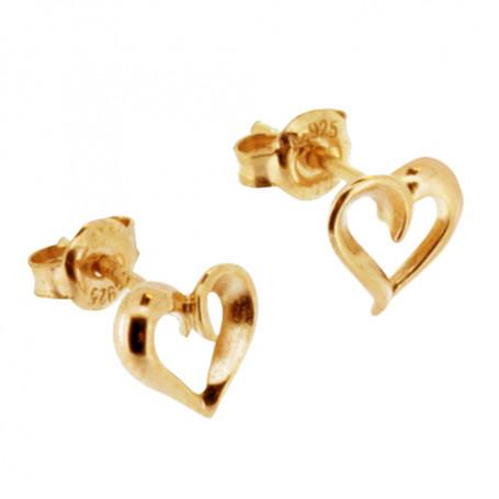Lovely ear rosé SIC120  Colling Jewellery 399,00kr