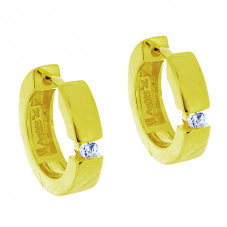 Solitaire gold SIC123  Colling Jewellery 699,00kr