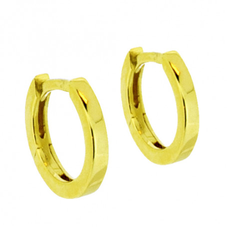Basic small gold SIC125  Colling Jewellery 299,00kr