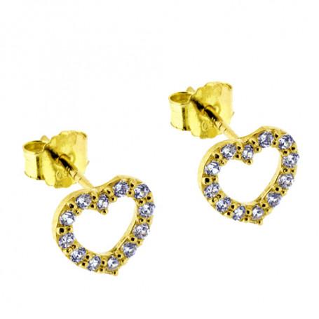 Guldörhängen hjärta 5-20-0006  Hem 1,895.00
