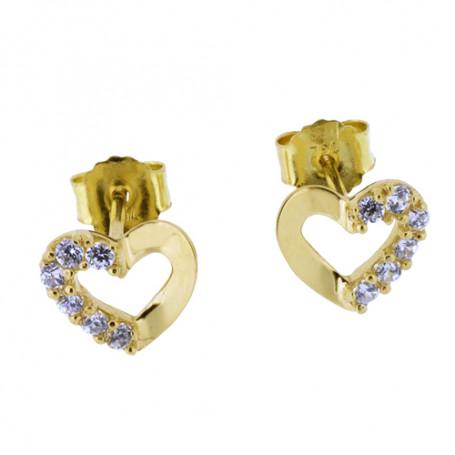 Guldörhängen hjärta 5-20-0013  Hem 1,695.00