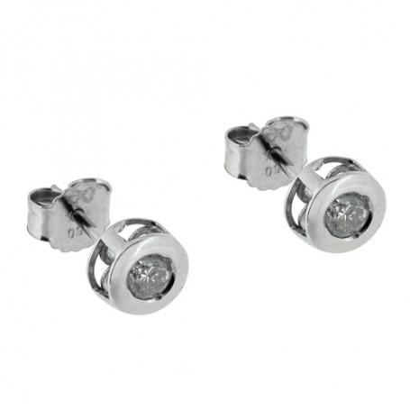 Diamantörhängen vitguld 5-20-0016  Hem 2,995.00