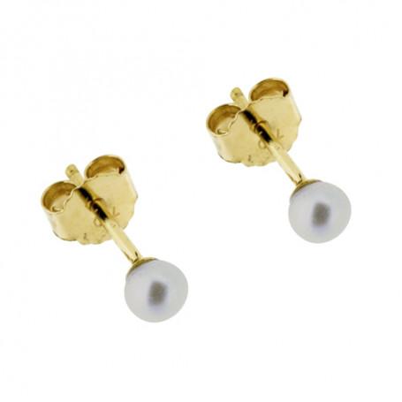 Odlade pärlor guldörhängen 5-20-0017  Hem 625,00kr