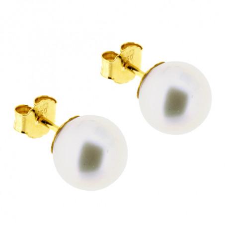 Odlade pärlor guldörhängen 5-20-0021  Hem 995,00kr
