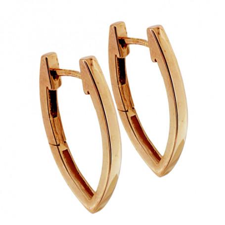 Fire ear rosé SIC143  Colling Jewellery 795,00kr