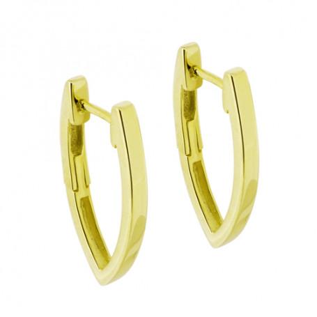 Fire ear gold SIC154  Colling Jewellery 795,00kr
