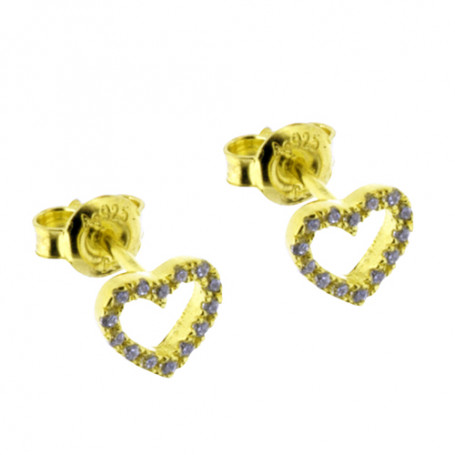 I love U ear gold SIC155  Colling Jewellery 895,00 kr
