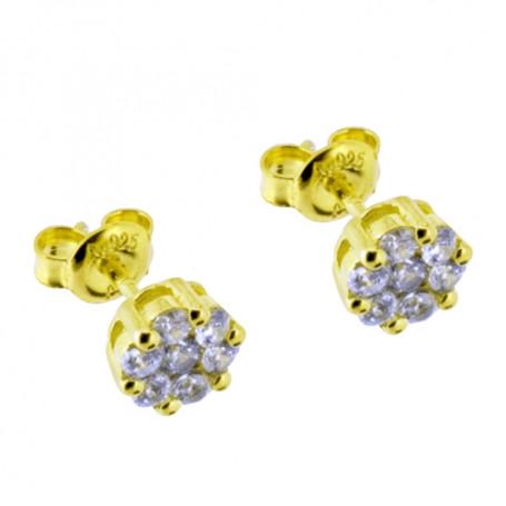 Carma ear gold SIC157  Colling Jewellery 795,00kr