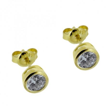 Simply ear gold medium SIC160  Colling Jewellery 349,00kr