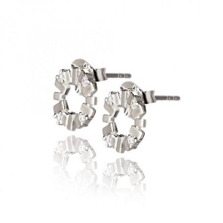 Bricks explosion mini ear S140 Gynning Jewellery Hem 590,00kr
