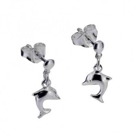 Hängande delfinörhängen 1-20-0124  Hem 199,00kr