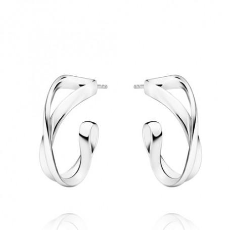 Georg Jensen Infinity earrings 3539283 Georg Jensen Hem 2,450.00