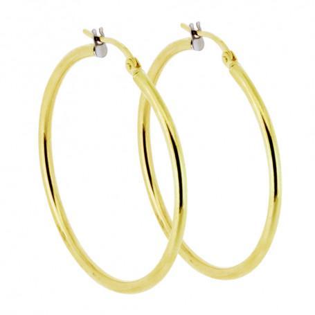 Guldörhängen stora ringar 5-20-0059  Hem 2,495.00