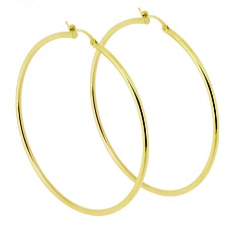 Guldörhängen stora ringar 5-20-0061  Hem 4,295.00
