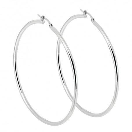 Guldörhängen stora ringar vitguld 5-20-0072  Hem 4,795.00