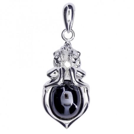 Emmahänge stor silver grå ZEHSgrå Zorn Jewellery Hem 1,690.00