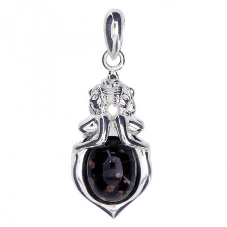 Emmahänge stor silver porfyr ZEHSporfyr Zorn Jewellery Hem 1,690.00