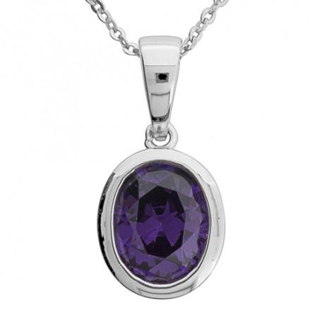 Spirit purple SIC3  Halsband 36cm till 50cm 599,00kr
