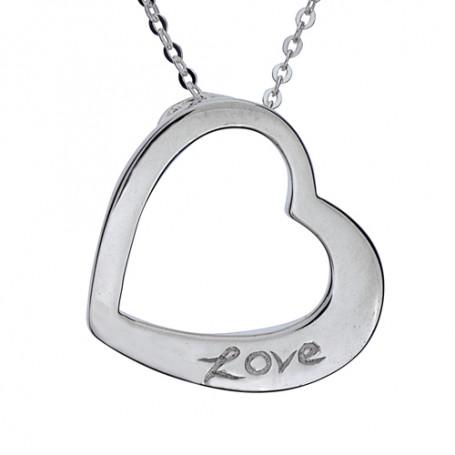 Love smycke 1-10-0036  Halsband 36cm till 50cm 449,00kr