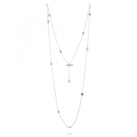 Pebbles Long Necklace PES-N2M1002-S Drakenberg Sjölin Hem 2,090.00