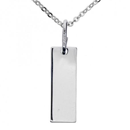 Stav äkta silver 1-11-0003  Halsband 36cm till 50cm 249,00kr