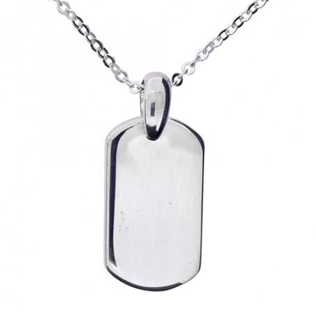 Tag i äkta silver 1-11-0004  Halsband 36cm till 50cm 449,00kr