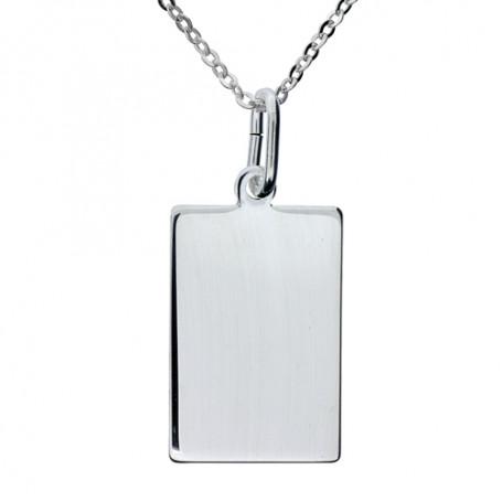 Smycke i äkta silver 1-11-0011  Halsband silver 399,00kr
