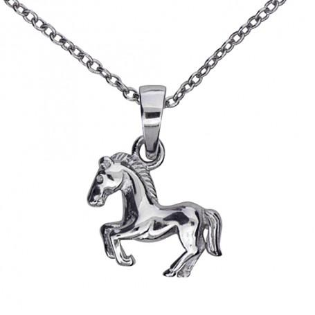 Halsband med häst 1-10-0079  Halsband 36cm till 50cm 349,00kr