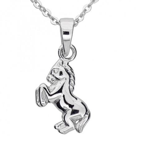 Smycke med häst 1-10-0113  Halsband 36cm till 50cm 299,00kr