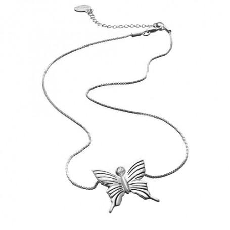 Butterfly halsband mellan S23 Gynning Jewellery Hem 990,00kr
