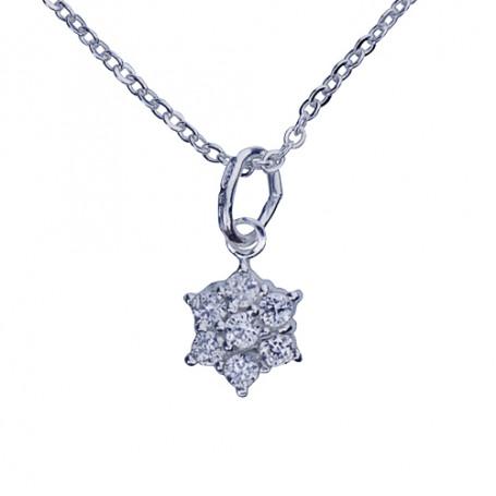 Halsband glittrig 1-10-0075  Halsband 36cm till 50cm 249,00kr