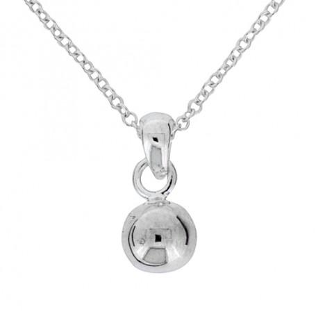 Halsband med kula 1-10-0151  Halsband 36cm till 50cm 299,00kr