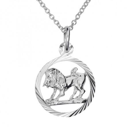 Stjärntecken lejon 1-10-0190  Halsband 36cm till 50cm 299,00kr