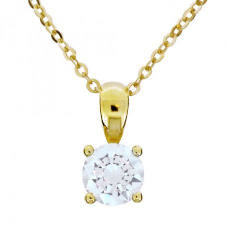 Classy gold SIC141  Halsband 36cm till 50cm 450,00kr