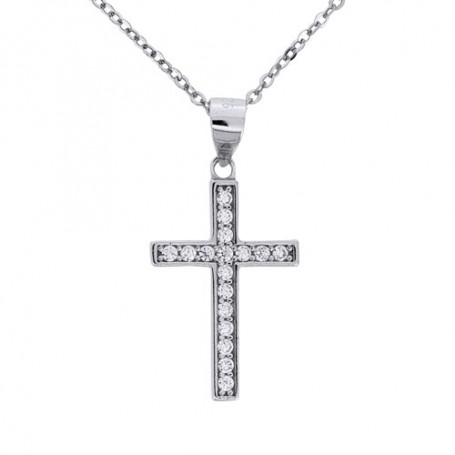 Halsband kors 1-10-0212  Halsband 36cm till 50cm 495,00kr