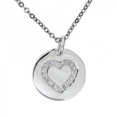 Circle of love 1-10-0220  Halsband 36cm till 50cm 349,00 kr