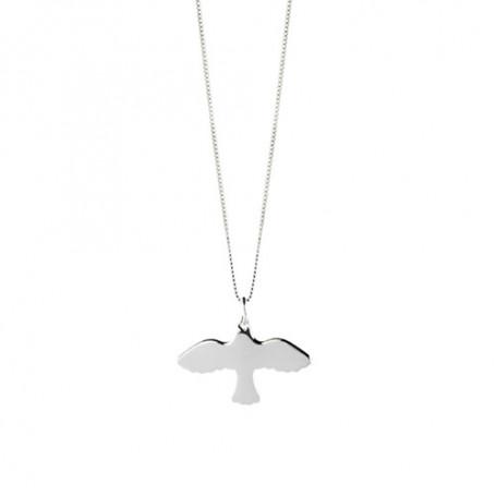 Silver small Dove necklace Emma Israelsson 030 Emma Israelsson Hem 995,00kr
