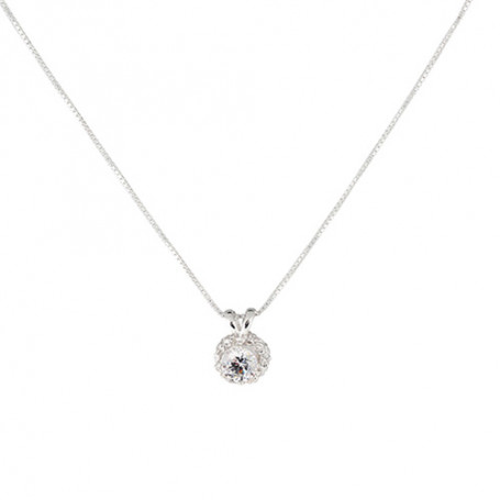Small Princess necklace silver Emma Israelsson  056 Emma Israelsson Hem 1,595.00