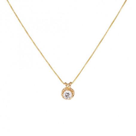 Small Princess necklace bronze Emma Israelsson 057 Emma Israelsson Hem 1,595.00