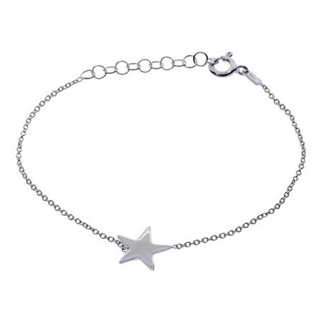 Armband med stjärna 1-40-0007  Hem 249,00kr